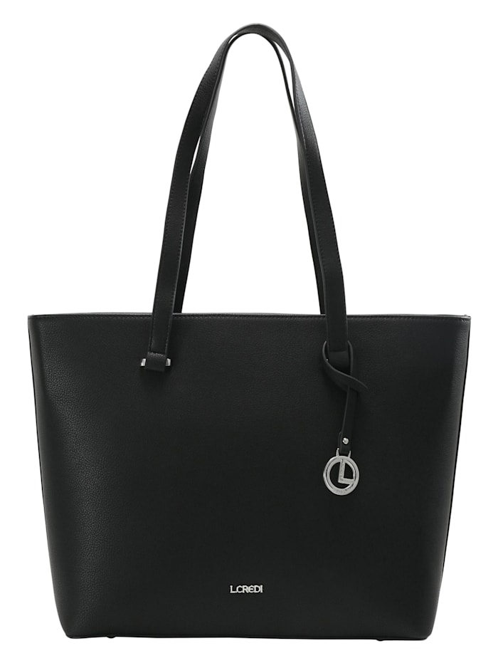 l.credi - Shopper Filippa Shopper  schwarz