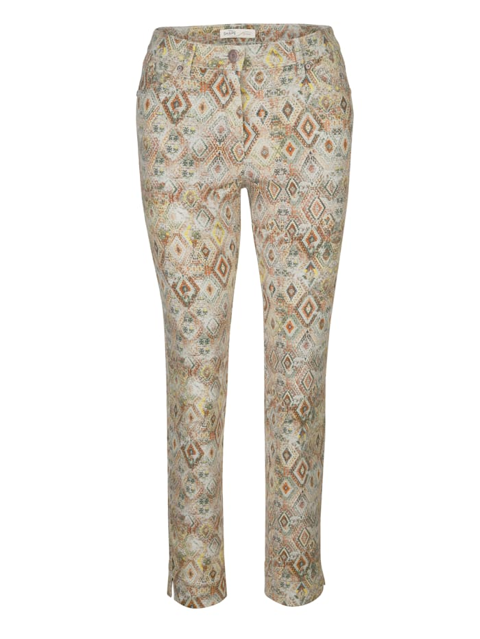 7/8-jeans Toni Multicolor