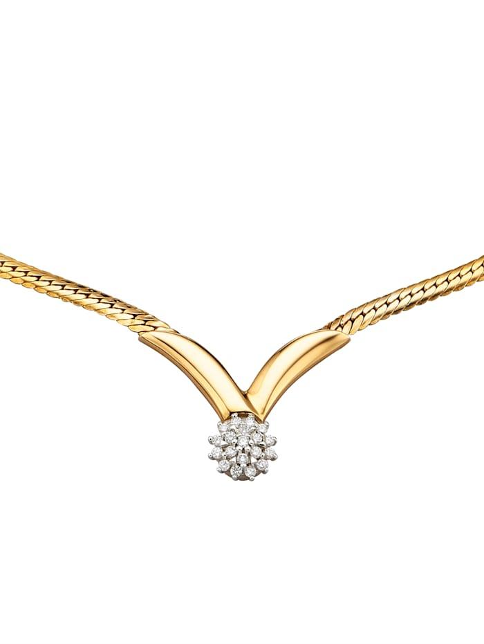 Diemer Diamant, Collier mit Brillanten