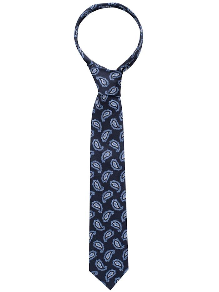 eterna -  Krawatte breit  marine