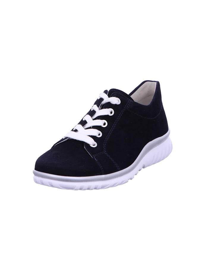 semler - Schnürschuhe  blau