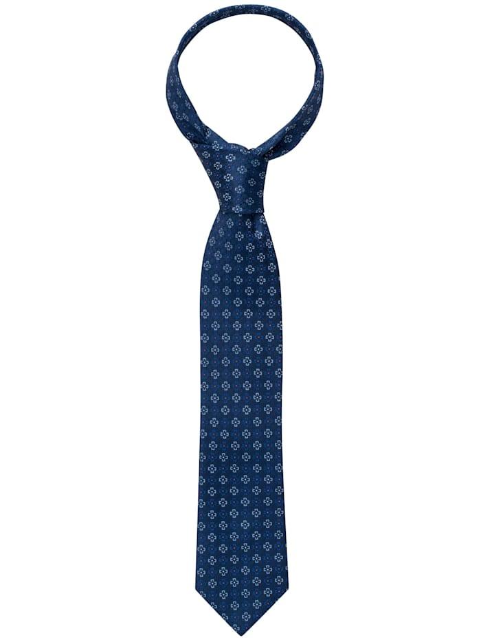 eterna -  Krawatte breit  marine/blau