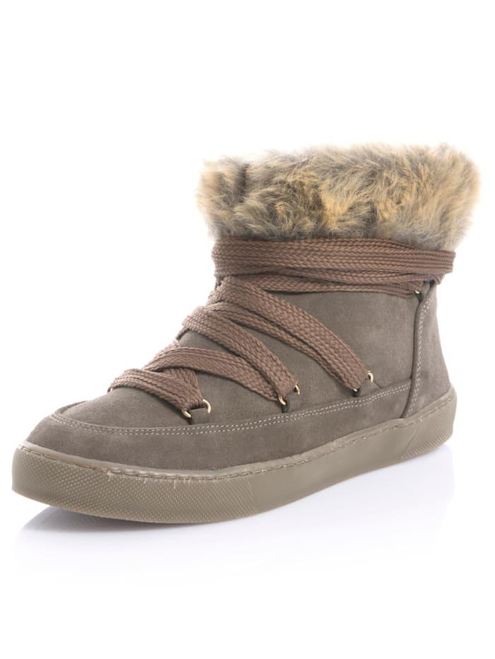 Boot Alba Moda Taupe