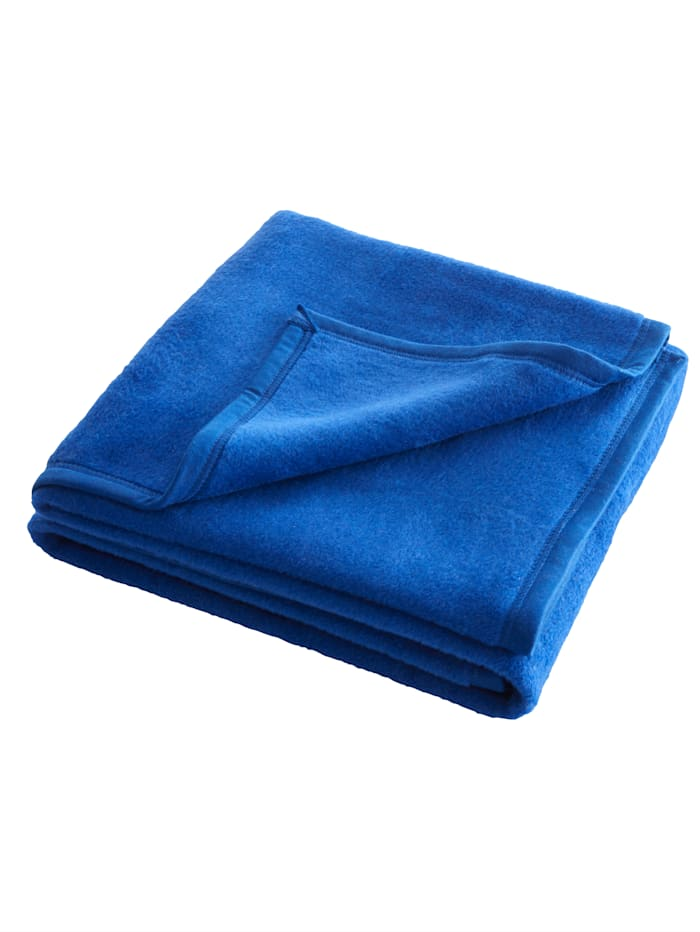 Plaid Webschatz royal blue