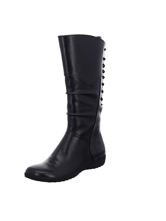 josef seibel -  Damen-Stiefel Naly 40, schwarz  schwarz