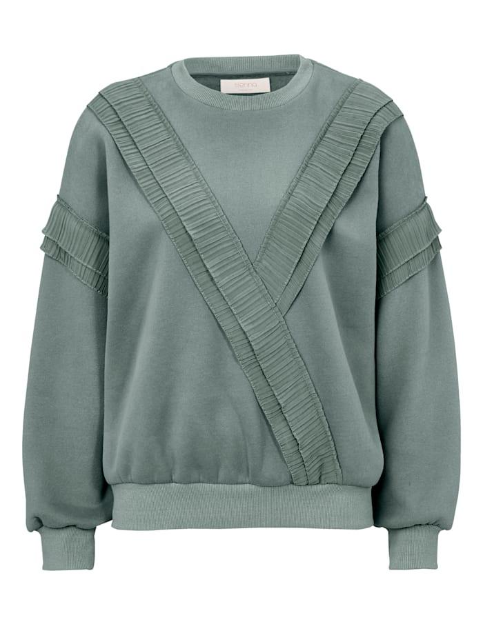 Sweatshirt, Sienna grau Tophit, Angebot 8777