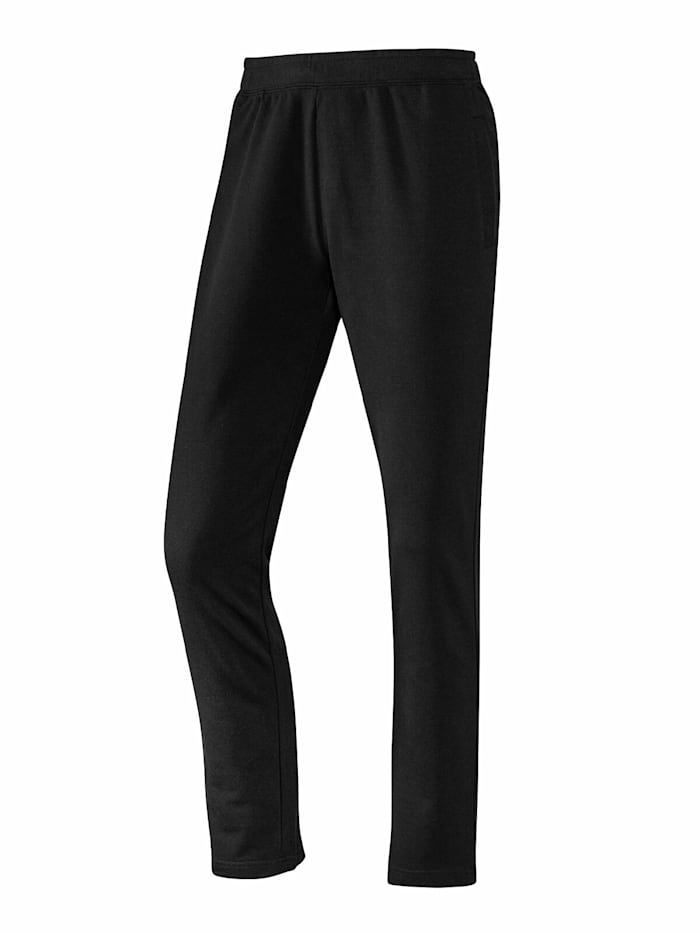 joy sportswear - Freizeithose SILVAN  black