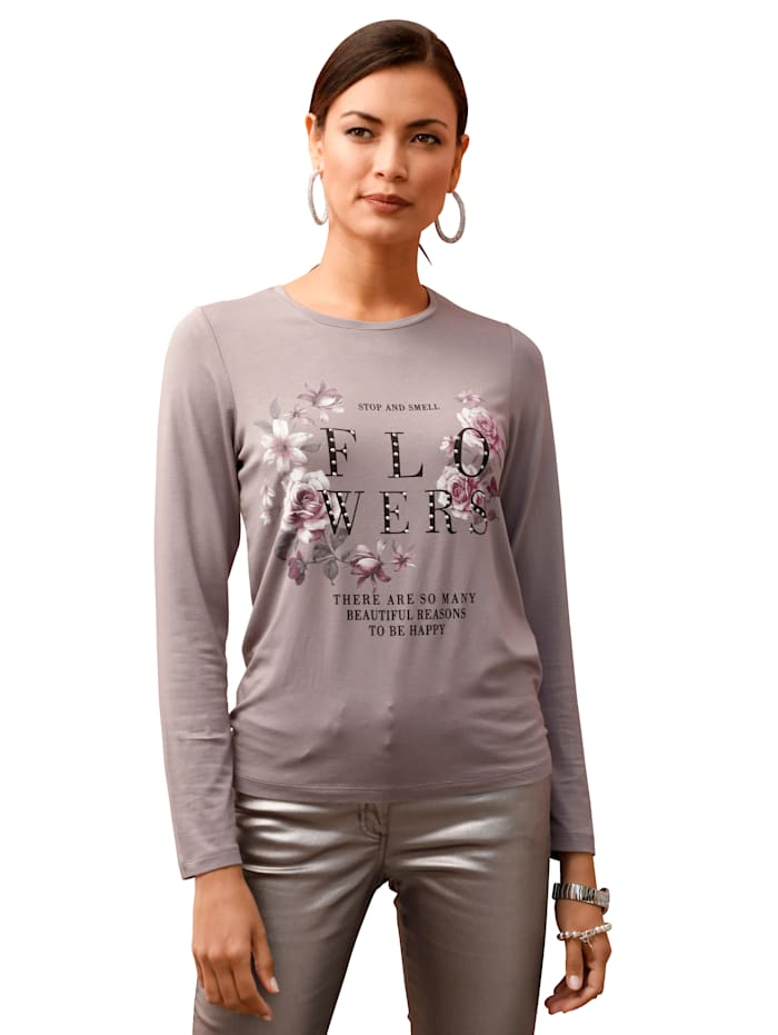 Shirt AMY VERMONT Paars