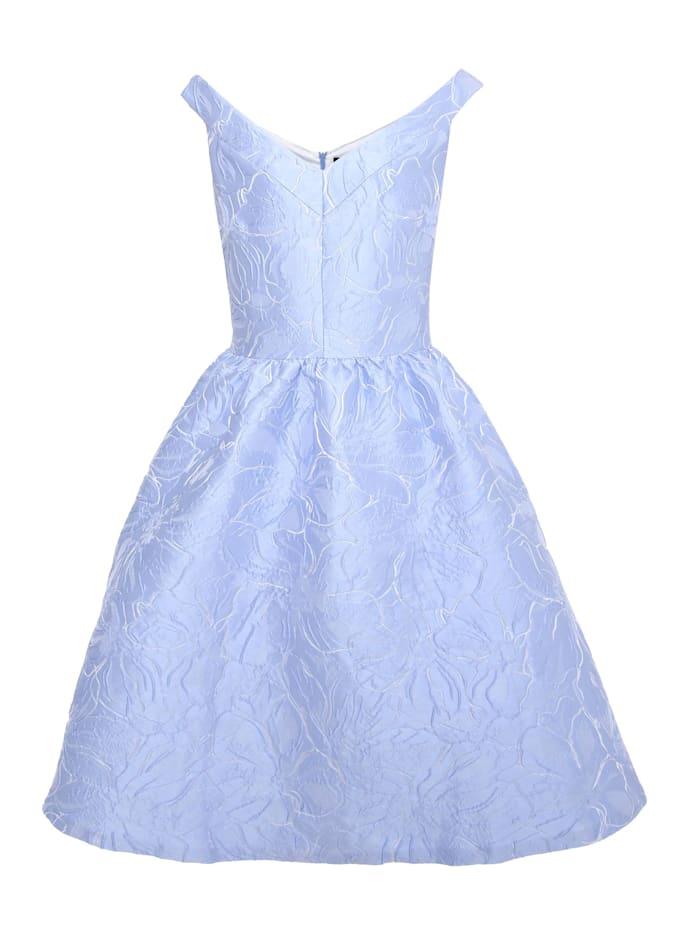 madam-t - Abendkleid Danay  hellblau