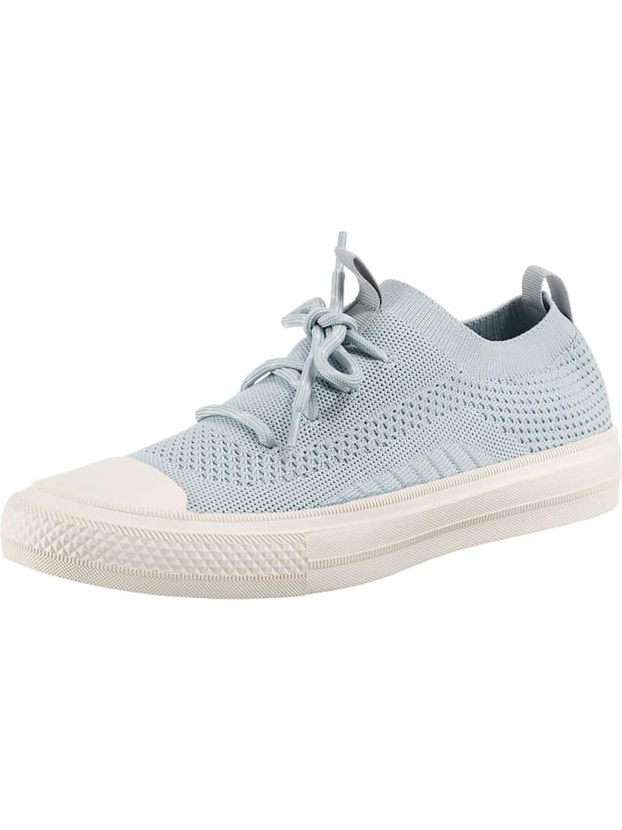 la strada - Sneakers Low  pastellblau