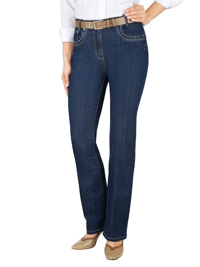 Jeans Laura Kent Blauw