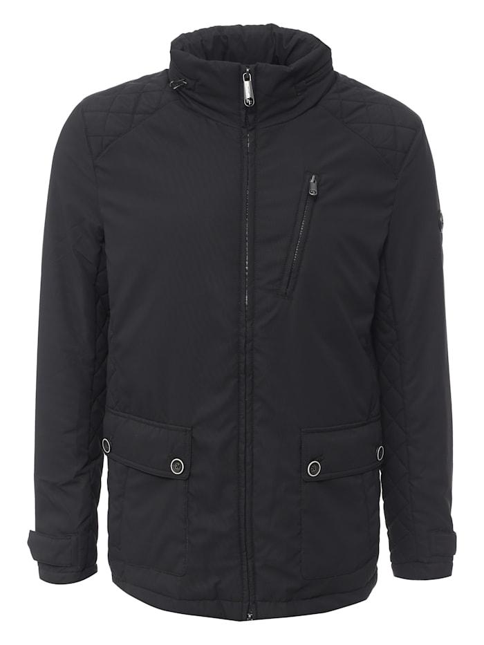 finn flare - Jacke mit aufgenähten Seitentaschen  Graphite