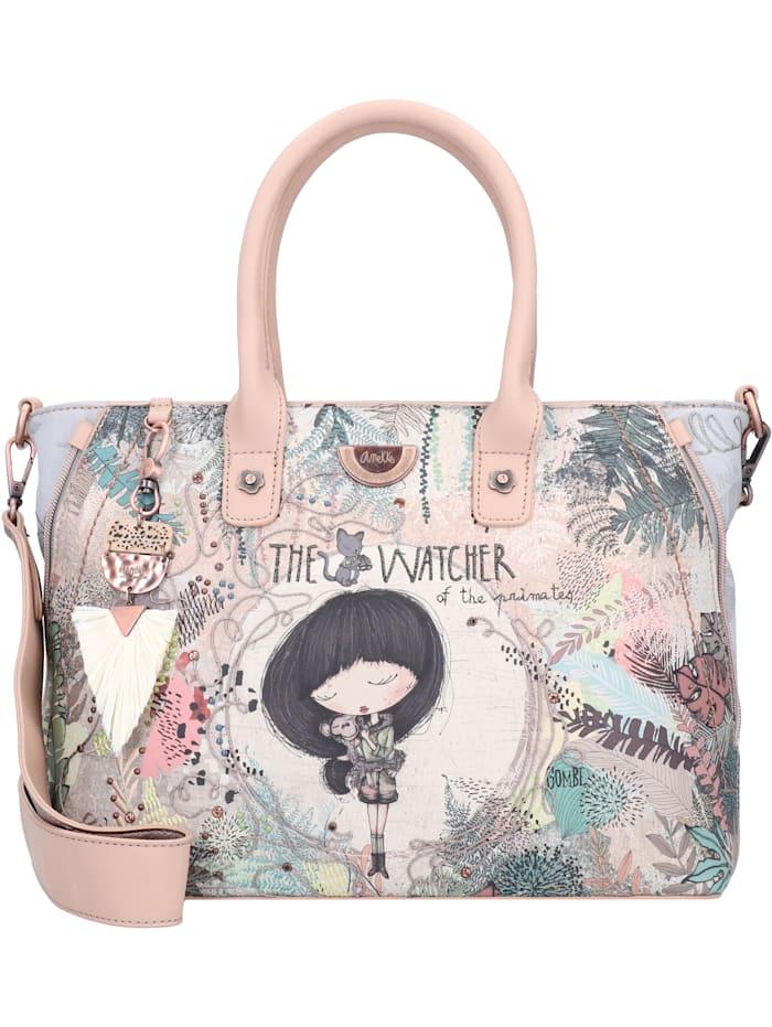 anekke - Jungle Shopper Tasche 32,5 cm  mehrfarbig