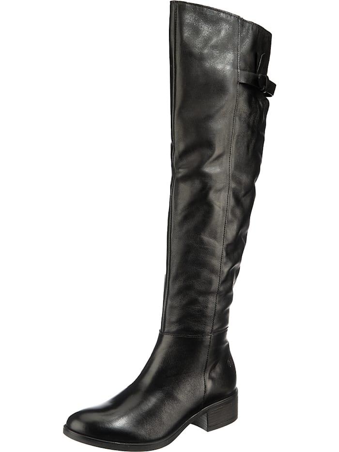 jolana & fenena - Overknee-Stiefel  schwarz