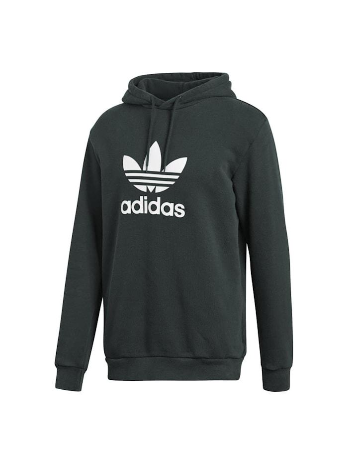 adidas -  Hoodie Originals Trefoil  Dunkelgrau
