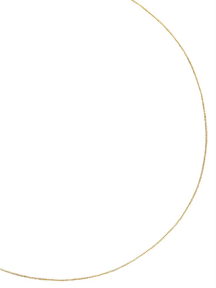 Venetiaanse ketting KLiNGEL Geelgoudkleur