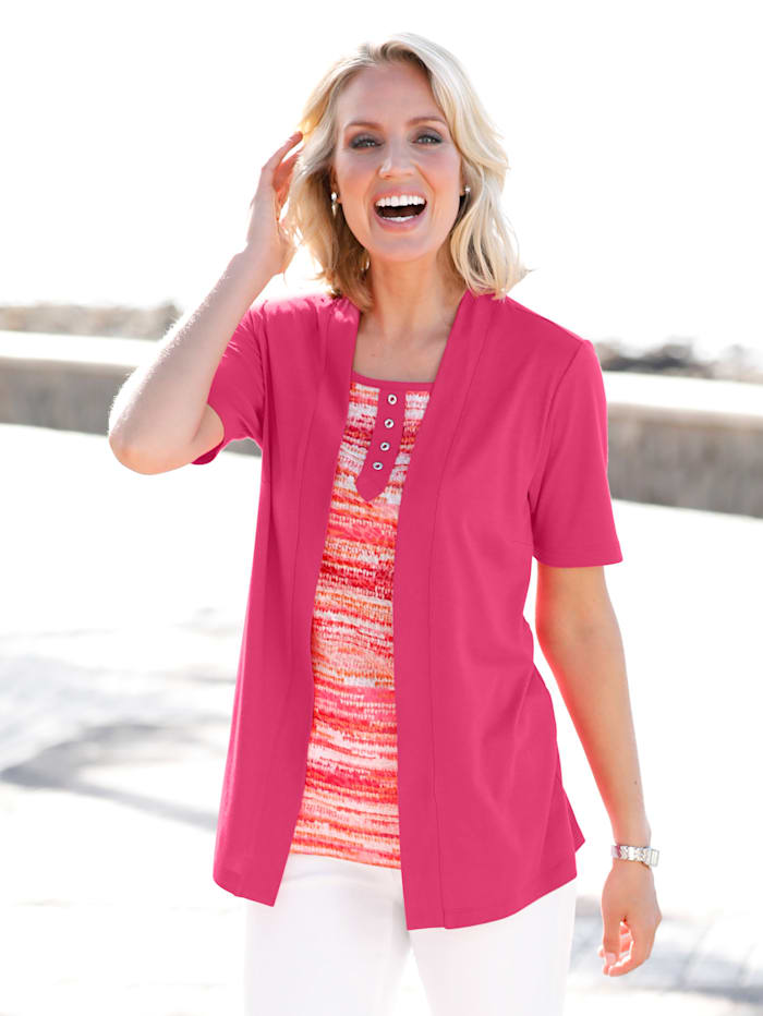 2 in 1 Shirt Paola Pink