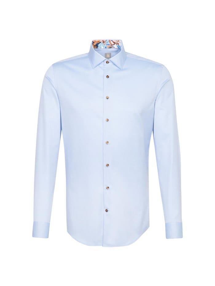 jacques britt - Business Hemd ' Custom Fit '  hellblau (0011)