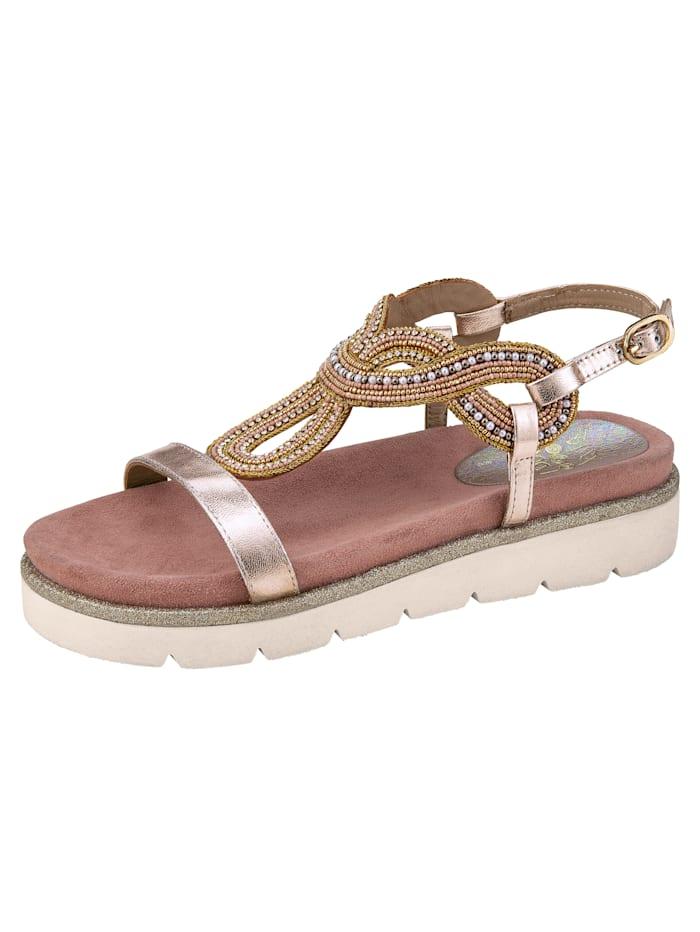Sandaaltje Liva Loop Roze