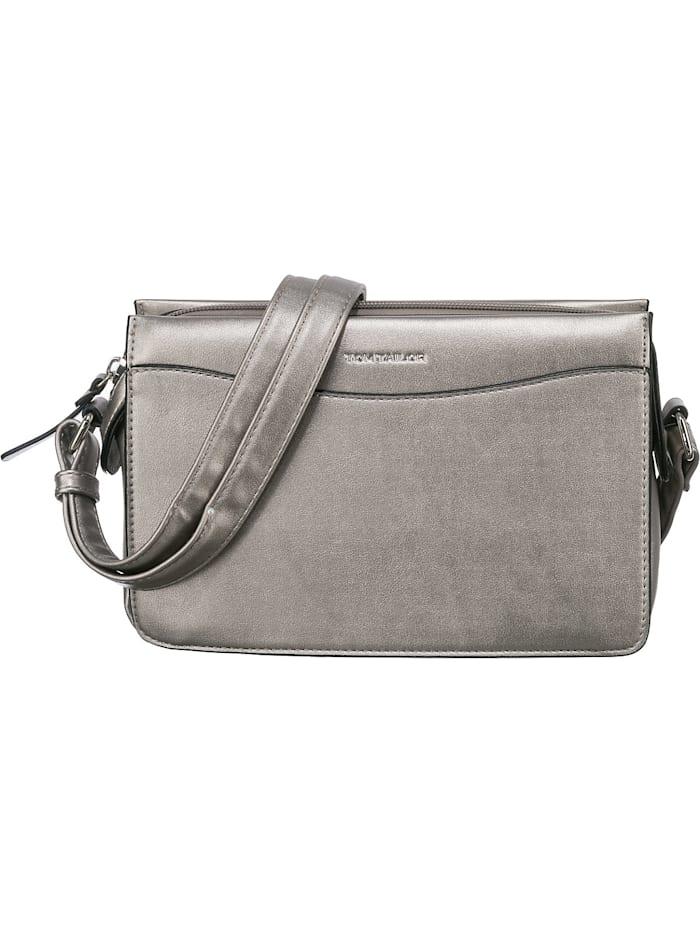 tom tailor - Marina Cross Bag S Umhängetasche  silber