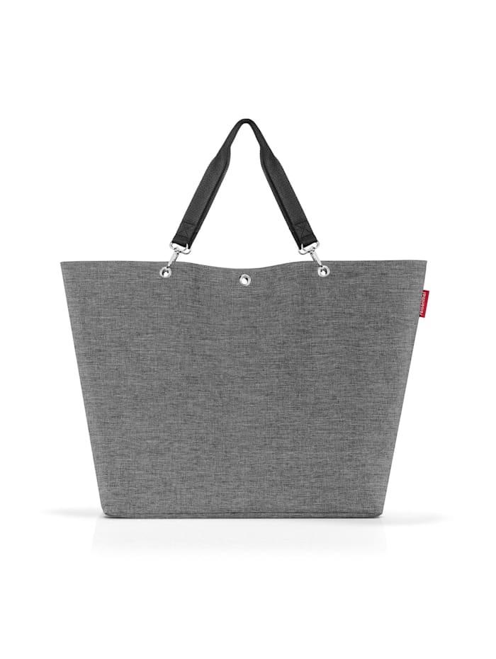 reisenthel - Einkaufstasche shopper XL  Twist Silver