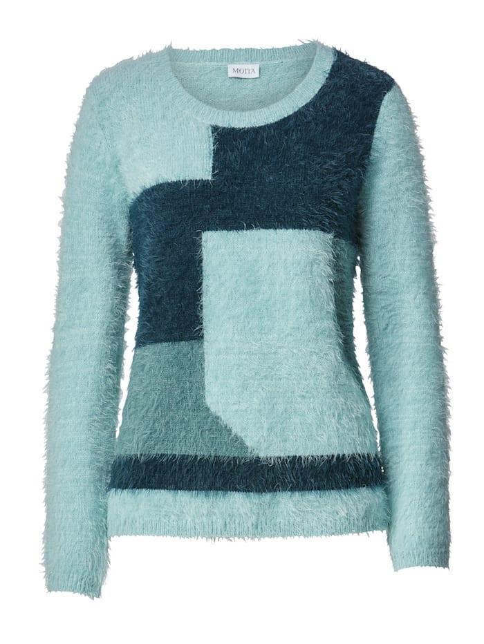 Trui MONA Mint::Turquoise