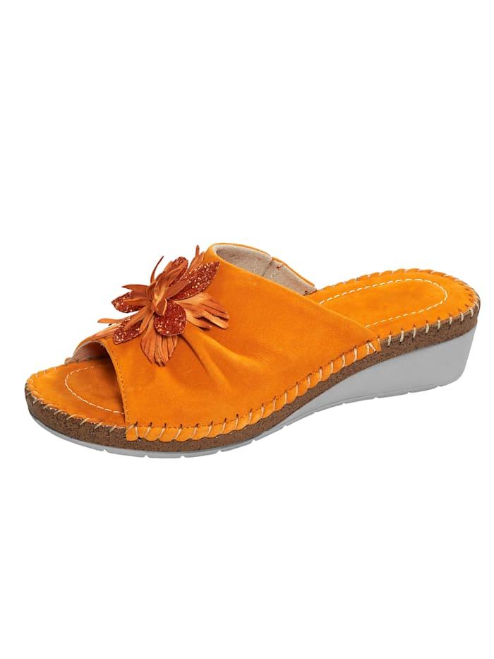 Muiltje Relaxshoe Oranje