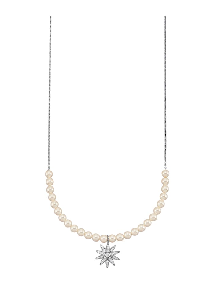 Image of Collier Atelier Imperial Sisi Silberfarben