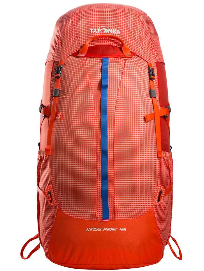 tatonka - Kings Peak 45 Rucksack 63 cm  red orange