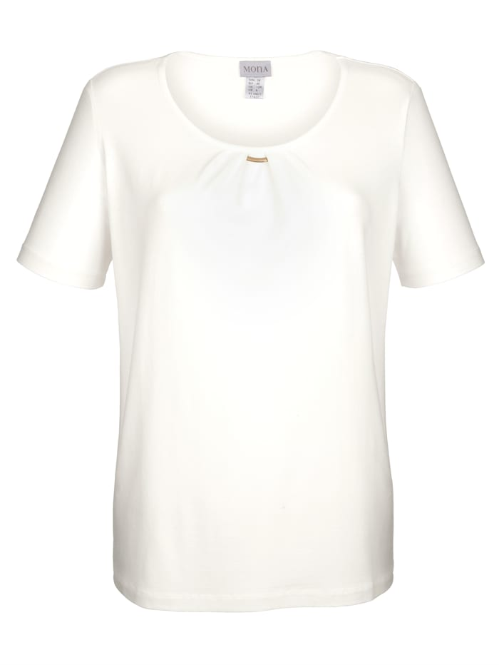 Shirt MONA Ecru