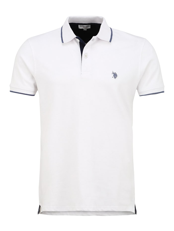 u.s. polo assn. - Polo Shirt Fashion Polo  white