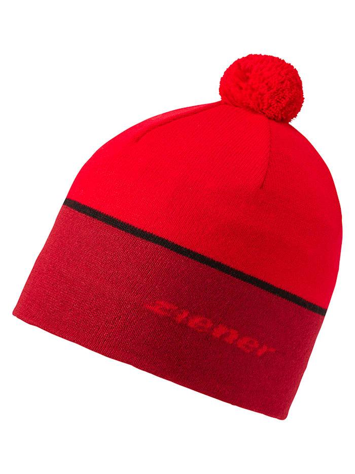 ziener - ICTIVO hat  Red pepper