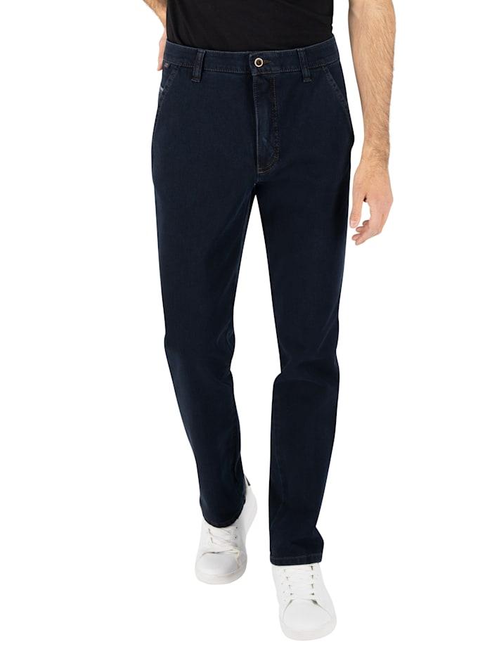 club of comfort - Jeans GARVEY 7054 mit elastischem Komfortbund  dunkelblau (41)