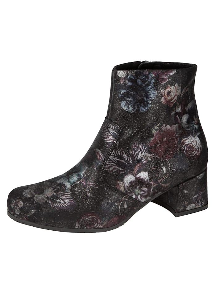 Is het tijd voor nieuwe schoenen? wat dacht u van een enkellaarsje van semler? blokhak van 4,5 cm. het ...