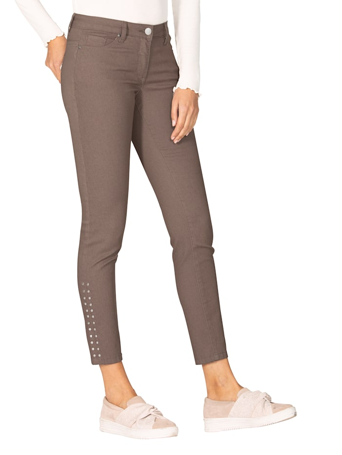 Jeans AMY VERMONT Taupe