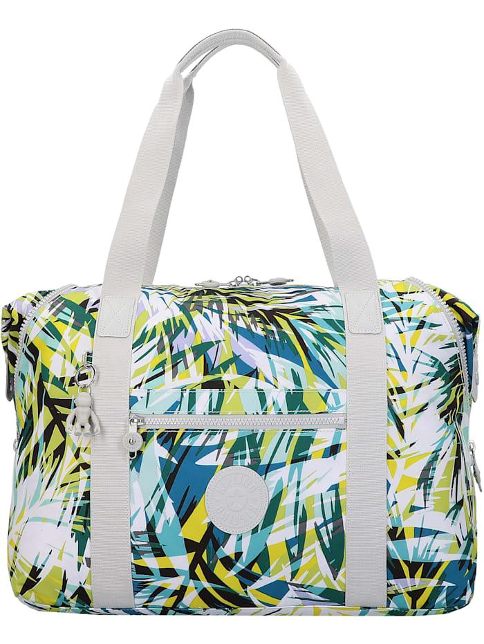 kipling - Basic Print Art M Weekender Reisetasche 58 cm  bright palm