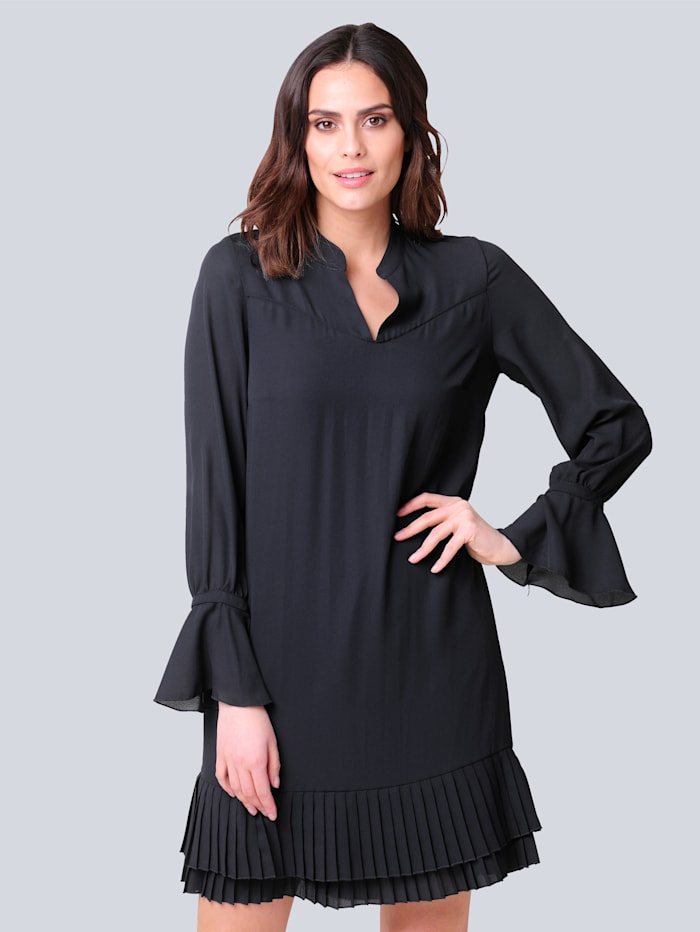 alba moda - Kleid  Marineblau