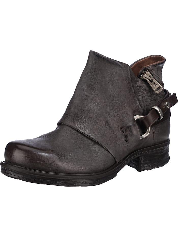 a.s.98 - 259238-0303 Biker Boots  dunkelgrau