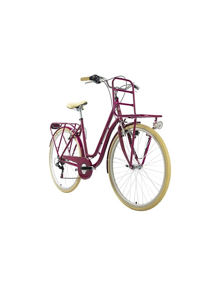 ks cycling - Cityrad 28 Zoll Swan 6-Gänge  weiß