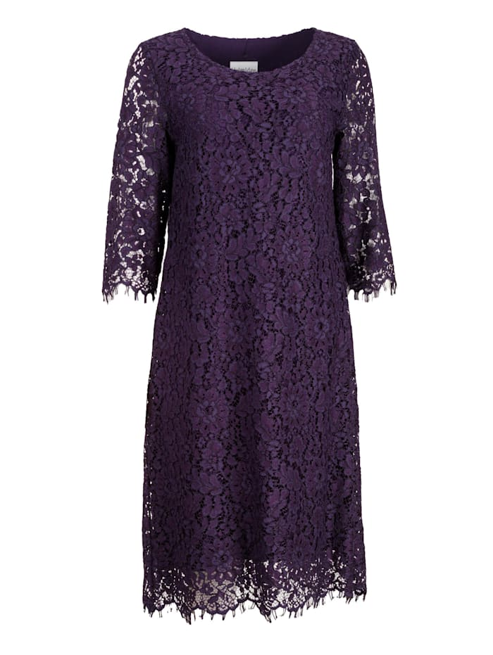 helmidge - Cocktailkleid Dress  lila