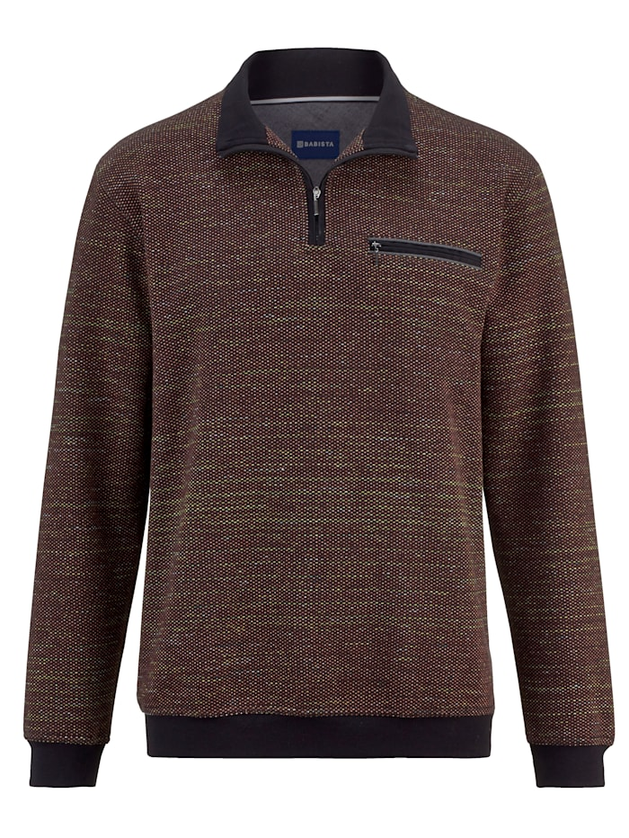 Sweatshirt BABISTA Zwart::Multicolor