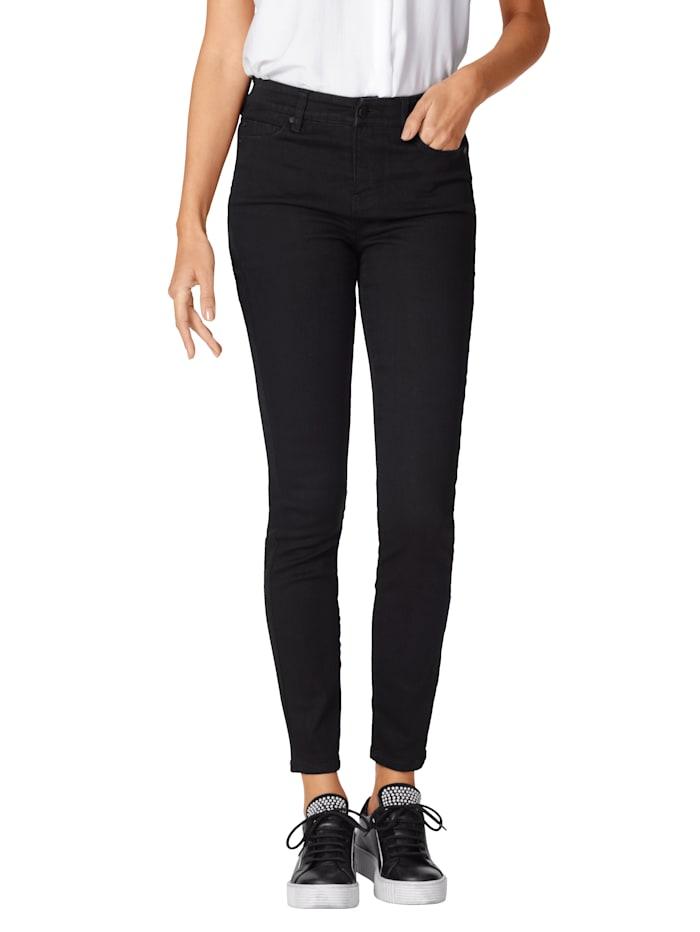 Skinny jeans Liverpool Zwart