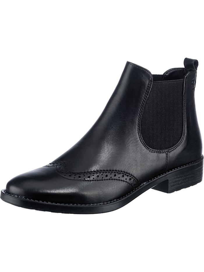 tamaris - Chelsea Boots  schwarz