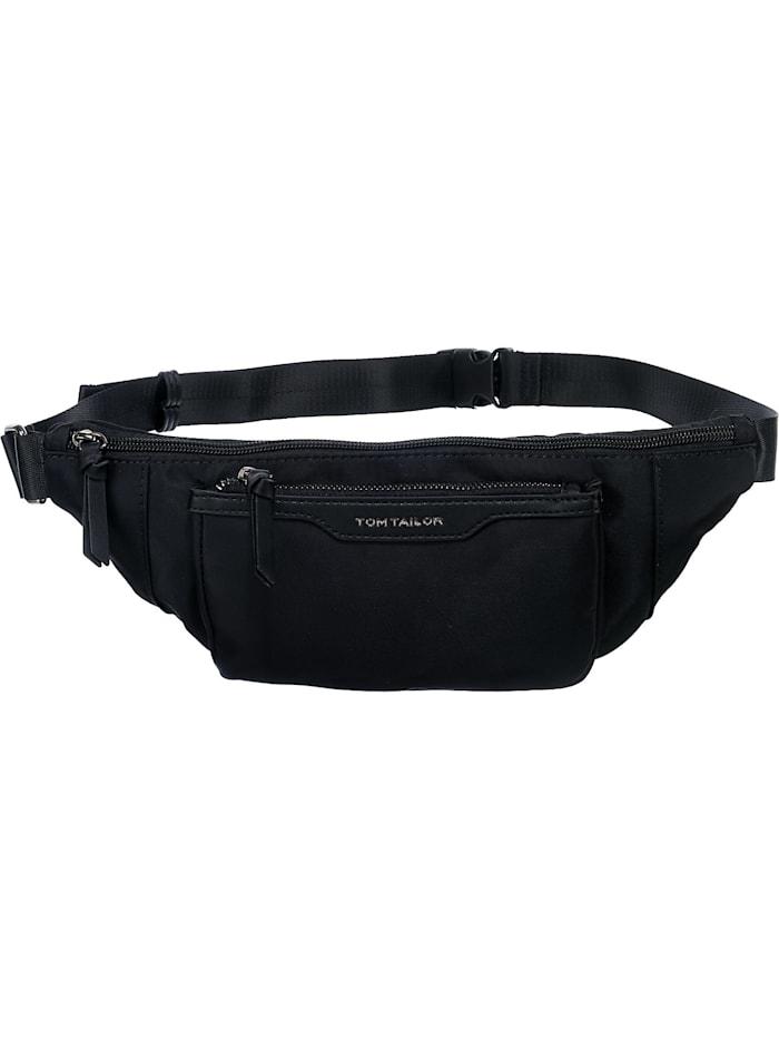 tom tailor - Viona Mask Bag Gürteltasche  schwarz