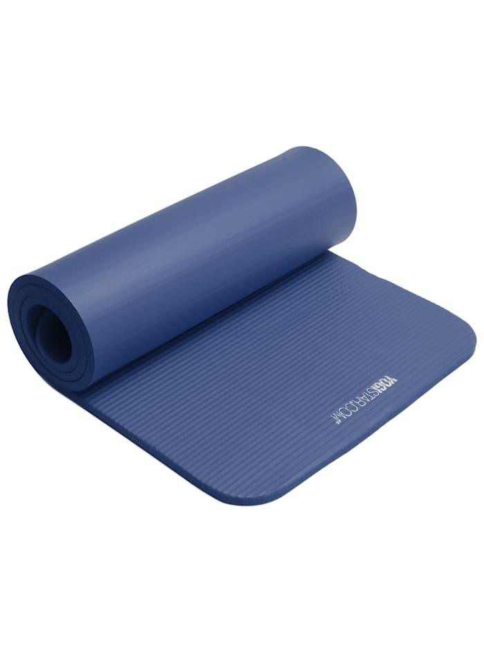 Fitnessmatte Gym 15mm Yogistar grey