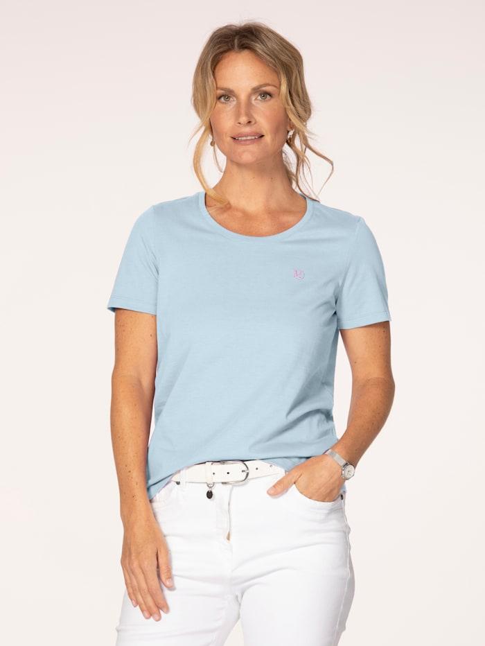 Shirt MONA Lichtblauw