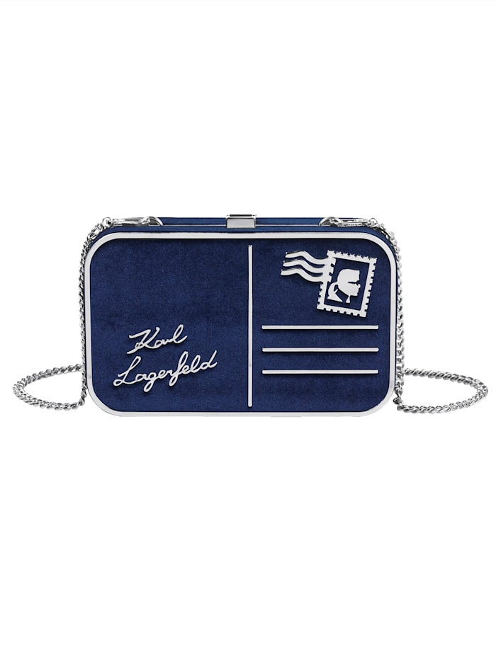 Image of Clutch, Karl Lagerfeld