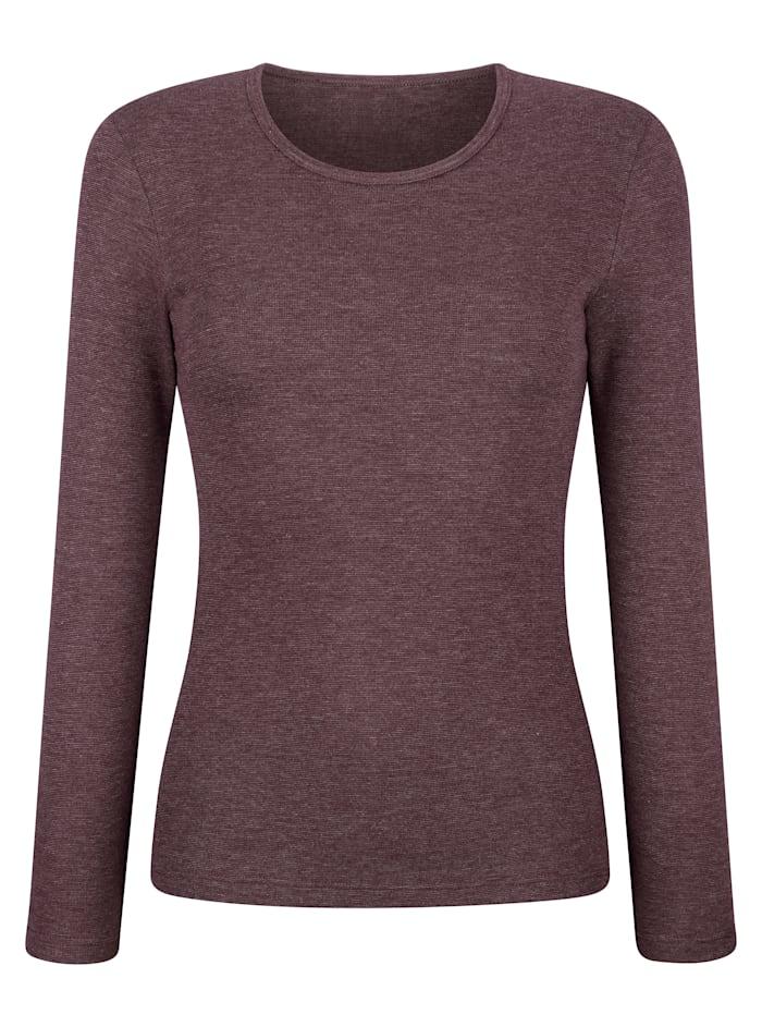 Shirt Con-ta Bruin
