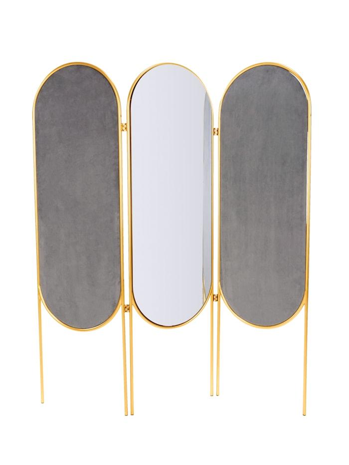 Paravent, zweifarbig, Spiegel, Empfehlung Highlight 1432