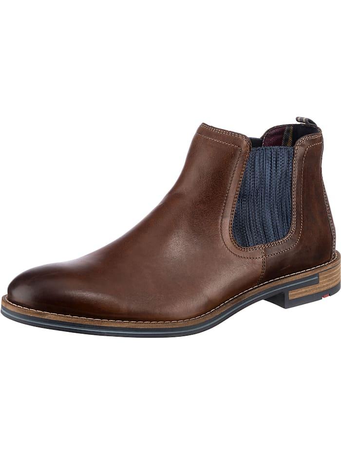 lloyd - Dario Chelsea Boots  cognac